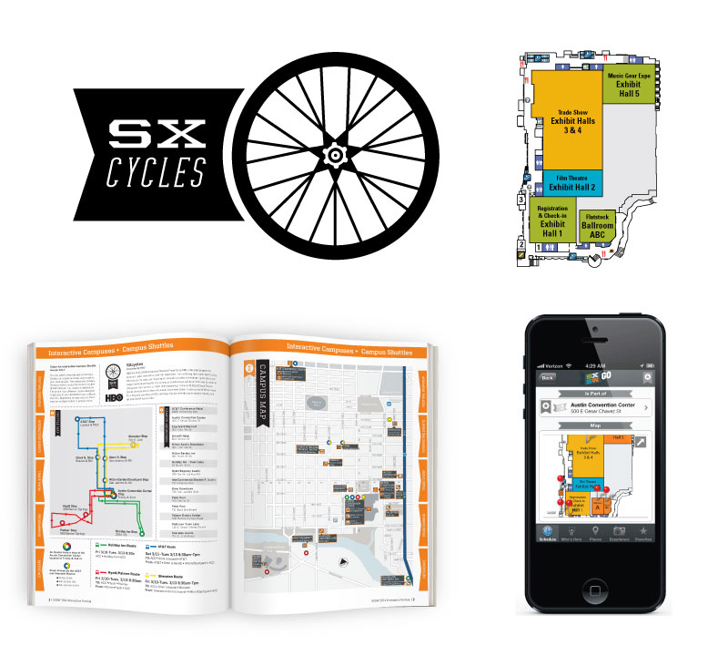 SXSW Interactive Publication Design 1